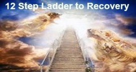 12 Step Ladder to Recovery